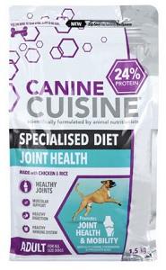 CANINE CUISINE ADULT JOINT HEALTH 5.5KG