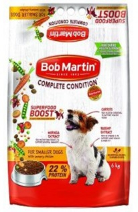 BOB MARTIN ADULT SAVOURY CHICKEN SMALL BREEDS 6KG