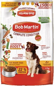 BOB MARTIN ADULT HEARTY CHICKEN LARGE BREEDS 6KG