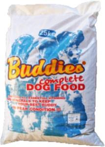 BUDDIES ADULT ALL BREED 25KG