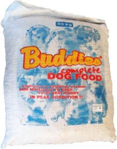 BUDDIES ADULT ALL BREED 50KG