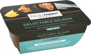 FIELD+FOREST ADULT WET FOOD - SALMON 227G