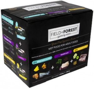 FIELD+FOREST ADULT MULTI-PACK 6X227G