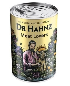 DR HAHNZ MEAT LOVERS 830G