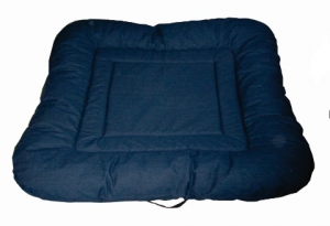 AKWA RECTANGULAR DEMIN BED (XX-LARGE) 115X115CM