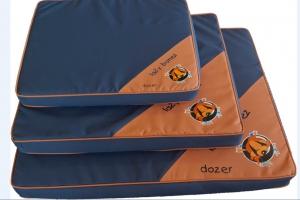 LAZY BONEZ DOZER MATTRESS BLUE MEDIUM 63X76CM