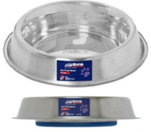 MARLTONS ANT-PROOF STAINLESS STEEL BOWL 400ML