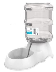 M-PETS HEXAGONAL WATER DISPENSER 3.5LT