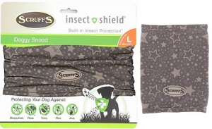 SCRUFFS DOGGY INSECT SNOOD LARGE COLLAR SIZE 48CM