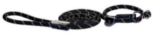 ROGZ BELTZ QUICK FIT ROPE BLACK 9MMX1.8M
