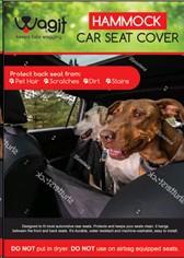 WAGIT HAMMOCK CAR SEAT COVER 1450X1320MM