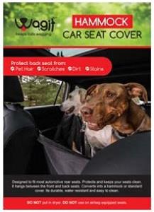 WAGIT HAMMOCK SEAT COVER 145X132CM
