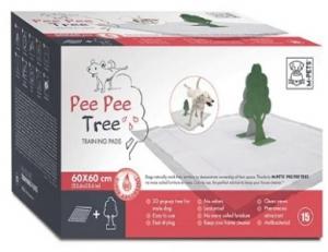 M-PETS PEE PEE TREE & 15-PACK PADS