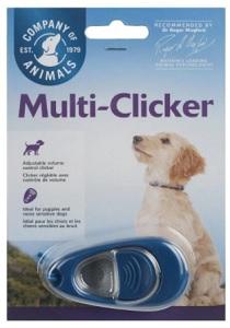 COMPANY OF ANIMALS 4-TONE MULTI-CLICKER