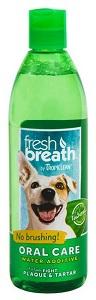 TROPICLEAN FRESH BREATH WATER ADDITIVE 473ML