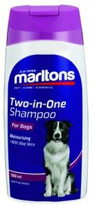 MARLTONS 2-IN-1 MOISTURISING SHAMPOO 500ML