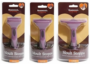 ROSEWOOD MOULT STOPPA SMALL