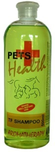 PETS HEALTH TICK & FLEA SHAMPOO 500ML