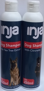 INJA FRESH CITRONELLA SHAMPOO 250ML