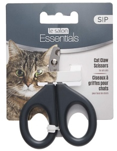 LE SALON CAT GROOMING CLAW SCISSORS