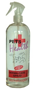 PETS HEALTH DERMA-CARE SPRAY 500ML