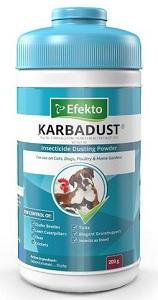 KARBADUST TICK & FLEA POWDER 200G
