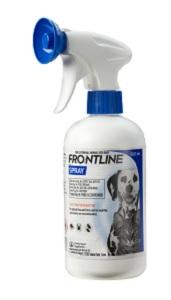 FRONTLINE SPRAY TREATMENT FOR TICK & FLEA 250ML