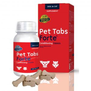 KYRON LABS PET FORTE CONDITIONING TABLETS 120'S