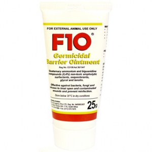 F10 GERMICIDAL BARRIER OINTMENT 25G