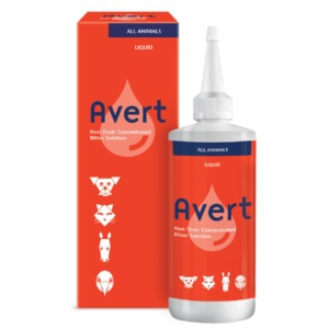 KYRON LABS AVERT BITTER SOLUTION 100ML