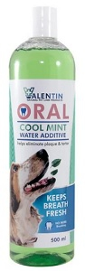 VALENTIN COOL MINT WATER ADDITIVE 500ML