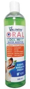 VALENTIN COOL MINT WATER ADDITIVE + VITAMINS 500ML