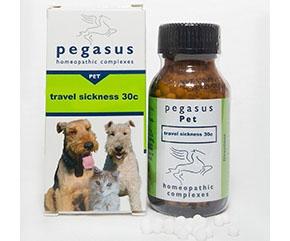 PEGASUS TRAVEL SICKNESS 30C 25G