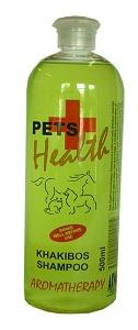 PETS HEALTH KHAKIBOS SHAMPOO 500ML