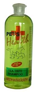 PETS HEALTH TEA TREE OIL SHAMPOO 500ML