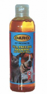 DARO TEA TREE OIL SHAMPOO 250ML