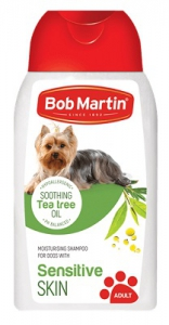 BOB MARTIN COND. SHAMPOO WITH TEA TREE OIL 200ML