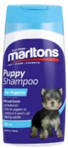 MARLTONS MILD & GENTLE PUPPY SHAMPOO 250ML