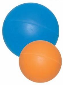 DARO RUBBER BALL ASSTD. 6.3CM