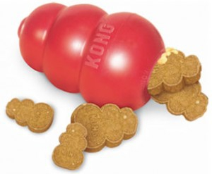 KONG CLASSIC 2-9KG SMALL RED