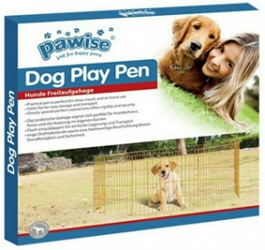 PAWISE PLAY PEN 91X60CM