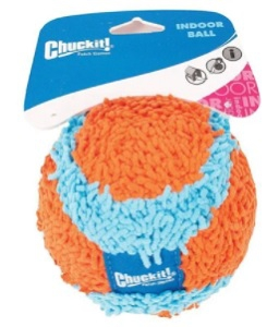 CHUCKIT! INDOOR SOFT BALL LARGE