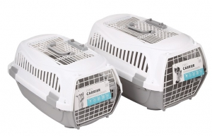 M-PETS GIRO TOP LOADER CARRIER SMALL 50X33X30CM