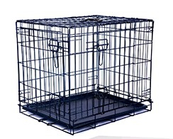 M-PETS VOYAGER WIRE CRATE SMALL 61X46X48CM