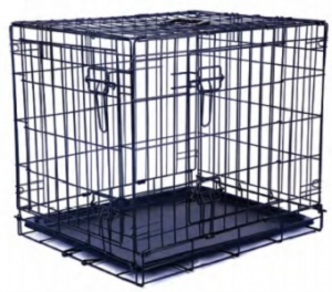 M-PETS VOYAGER WIRE CRATE LARGE 91.5X58.5X63.5CM