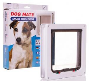 DOG MATE SMALL DOG DOOR FLAP 24X26CM