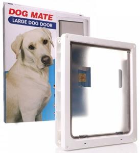 DOG MATE LARGE DOG FLAP 36.6X44.1CM