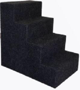 SCRATZ ME DOGGY AID 4-STEP STAIRS 40X60X60CM
