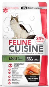 FELINE CUISINE ADULT SALMON & RICE 2KG