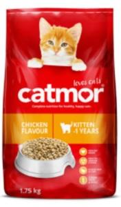 CATMOR KITTEN CHICKEN 1.75KG